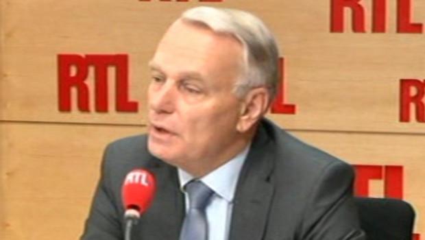 Jean-Marc Ayrault sur RTL