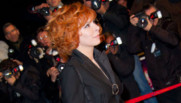 Mylène Farmer lors des NRJ Music Awards en 2011.