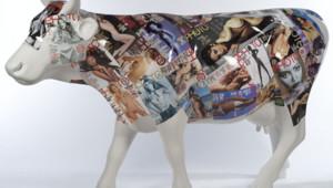 TF1 / LCI vache' art