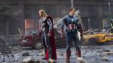 Avengers : l'affiche du chaos