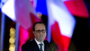 François Hollande à Manille en février 2015