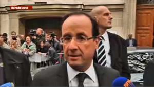 Hollande donnera le nom de son Premier ministre le 15 mai