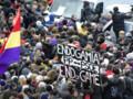 """La """"marche pour le changement"""" a rassemblé des dizaines de milliers d'Espagnols ce samedi à Madrid."""