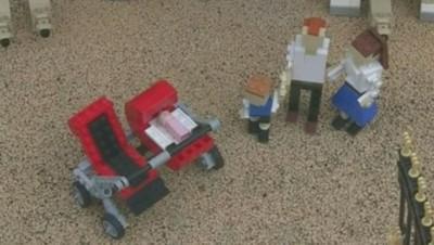 La princesse Charlotte a désormais son double en Lego.