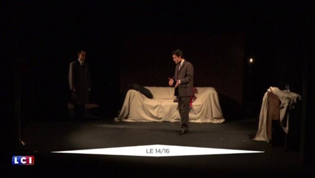 """""""The Servant"""" de Robin Maugham au studio des CHamps Elysées"""