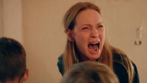 Uma Thurman dans le film Nymphomaniac de Lars Von Trier