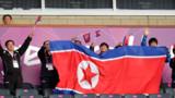 """Drapeaux coréens aux JO : une """"erreur humaine"""" des organisateurs"""