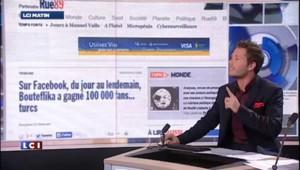 Algérie : les élections présidentielles vues du web