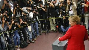 Angela Merkel Allemagne chancelière