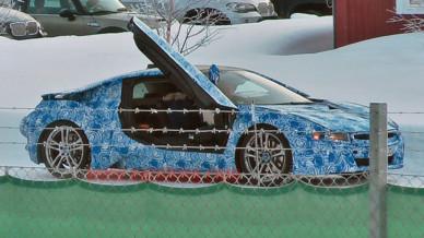 BMW i8 2013 scoop