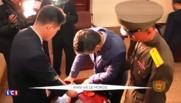 Corée du Nord: un Américano-Coréen condamné aux travaux forcés pour espionnage