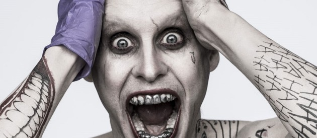 Jared Leto en Joker dans Suicide Squad