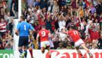 Rugby : essai de van der Merwe lors de Canada-Italie, 26/9/15