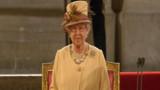 Pour son jubilé, Elizabeth II parle à Westminster