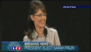 2012 : Sarah Palin élue,la fin du monde annoncée