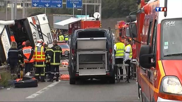 accident route sécurité routière