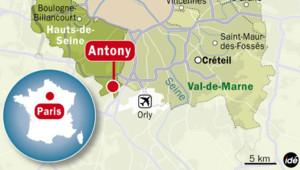 Antony dans les Hauts-de-Seine