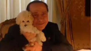 7 jours et près de 100 clichés, la fracassante entrée de Berlusconi sur Instagram