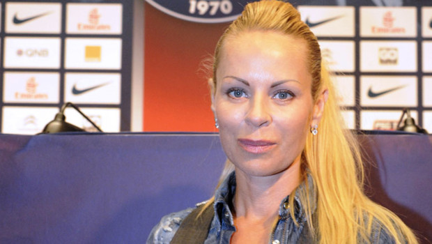 Helena Seger, compagne de Zlatan Ibrahimovic