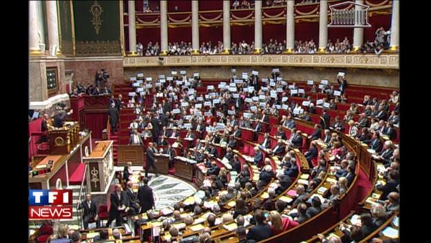 L'Assemblée nationale le 14 juin 2011.