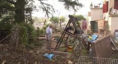 Le 13 heures du 22 septembre 2014 : Inondations : nettoyage et entraide �amalou-les-Bains - 177.41