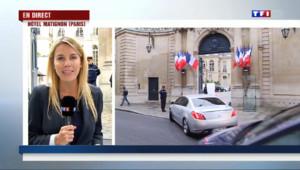 """Le 13 heures du 25 août 2014 : D�ssion du gouvernement : """"Les cartes vont �e rebattues"""" - 217.318"""