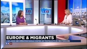 """Migrants : l'opération contre les trafiquants est """"contre-productive, dangereuse et hypocrite"""""""