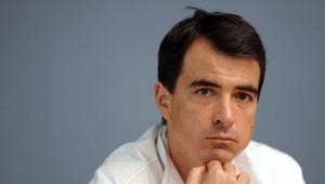 Olivier Ferrand en août 2009 à La Rochelle