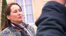 """Sociétés autoroutières : Royal appelle à la reprise du """"débat"""""""