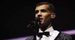 Stromae, en concert à Bordeaux le 5 décembre 2013.