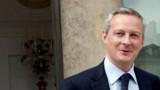 Présidence de l'UMP : Bruno Le Maire a la pêche aux parrainages