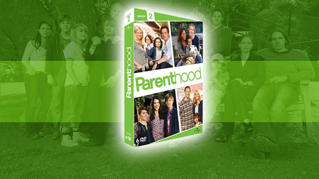 Jouez sur MYTF1.fr pour gagner le DVD de la saison de 2 de Parenthood
