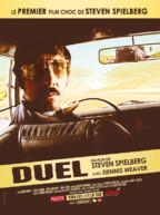 Affiche 2009 du film Duel de Steven Spielberg