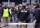 Calais : une vingtaine de manifestants anti-migrants interpellés