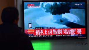 Corée du nord hydrogène bombe essai nucléaire