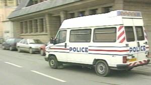 LCI-TF1, camion de police