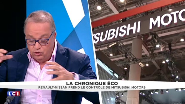 Nissan va acquérir 34% de Mitsubishi
