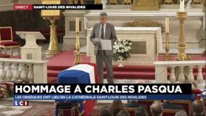 Obsèques de Charles Pasqua : 3 anciens Premiers ministres présents, 3 anciens Présidents de droite absents