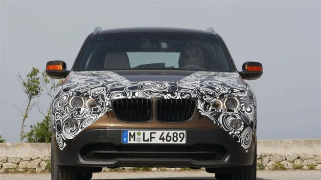 Photo 10 : BMW X1 : à nu, ou presque