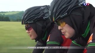 Privées de vélo en Afghanistan, elles participent pour la première fois à une compétition... à Albi