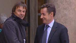 Sarkozy Hulot
