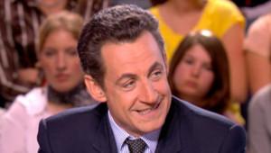 TF1/LCI/Canal+ - Nicolas Sarkozy invité du Grand Journal sur Canal+, le 2 mars 2007
