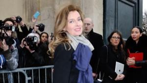 Valérie Trierweiler en février 2014 (archives).