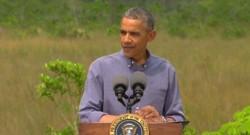 Barack Obama, le 23/4/15