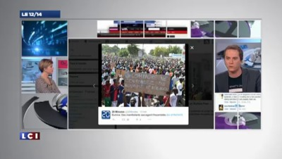 L'insurrection monte au Burkina Faso