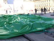 L'oeuvre de Mc Carthy vandalisée place Vendôme dans la nuit de vendredi à samedi
