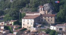 Le 13 heures du 31 juillet 2015 : Au cœur des Alpes de Haute-Provence 5/5 : Bauduen - 1999
