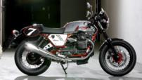 Moto Guzzi V7 Racer 2012