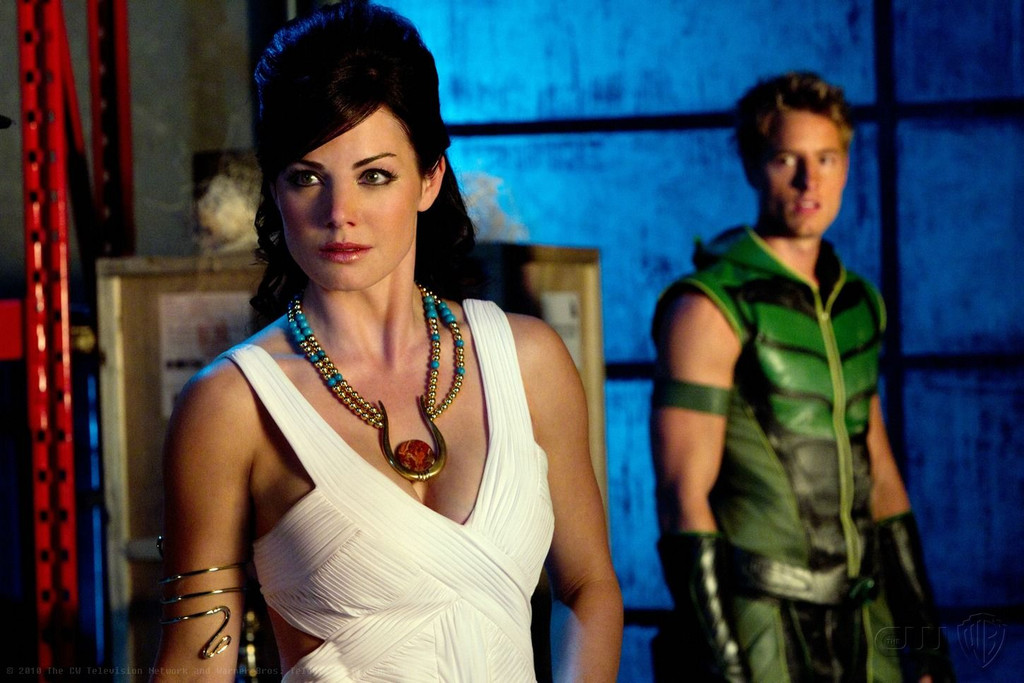 Smallville - Saison 10. Série créée par Alfred Gough et Miles Millar avec Tom Welling, Erica Durance, Justin Hartley.