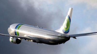 Un avion Transavia
